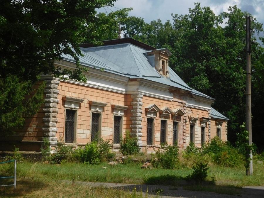 Kyianytsia - Palace wing