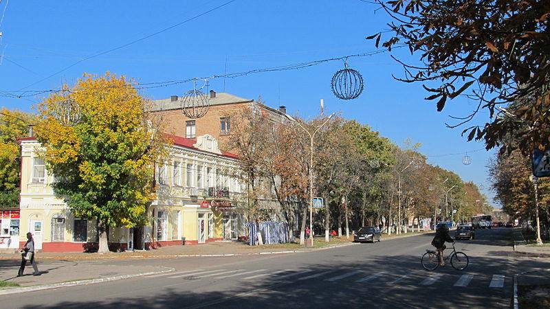 olexandriya_-_soborna_street